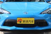 2019款丰田86 2.0L手动豪华型