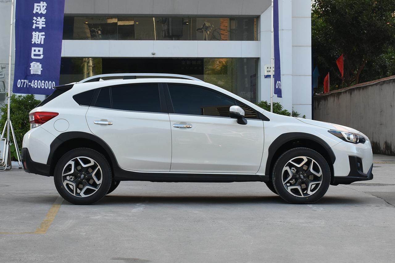 2019款斯巴鲁XV 2.0L自动全驱豪华版国VI