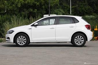 2021款Polo Plus 1.5L自动炫彩科技版