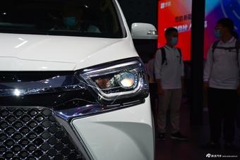 2020广州车展实拍:瑞风L6 MAX