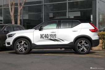 2021款沃尔沃XC40 T4四驱智远运动版