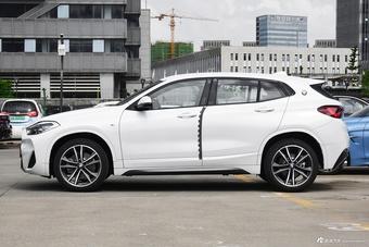 2021款宝马X2 sDrive25i 尊享型M运动套装