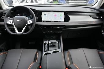 2021款欧尚X7 PLUS蓝鲸版1.5T自动Geeker 领航型