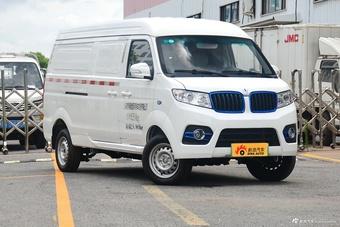 2019款远程E5L 纯电动厢式运输车国轩39.9kWh
