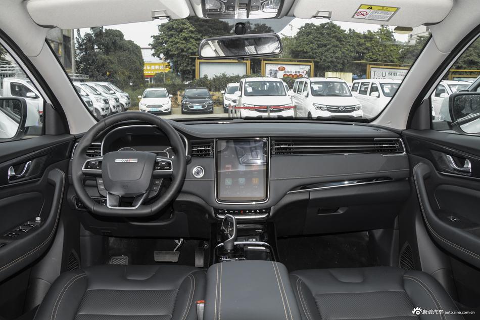 2020款长安欧尚科赛GT 2.0T自动风尚型 7座