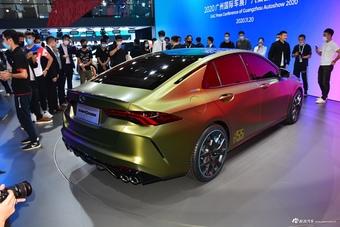 2020广州车展实拍:广汽传祺EMPOW55