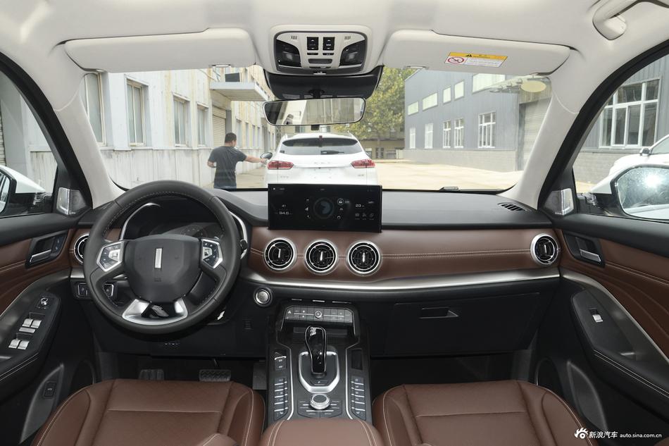 2020款WEY VV6 2.0T 两驱智护+
