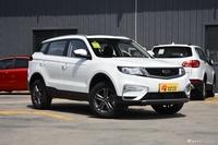 2021款吉利博越百万款1.8TD手动两驱舒适型