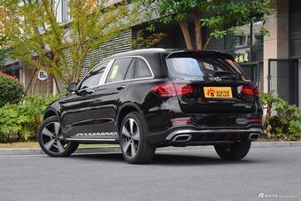 2021款奔驰GLC 2.0T 300L 4MATIC豪华型