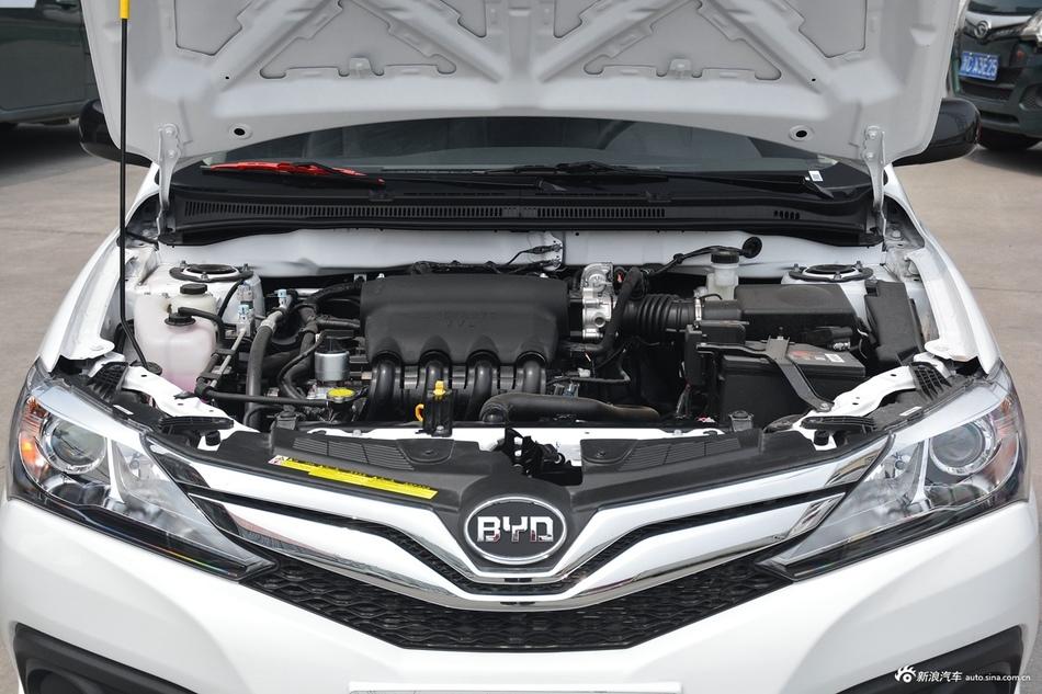2020款比亚迪F3 1.5L手动超值型