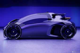 2021款MG漫巡 概念车