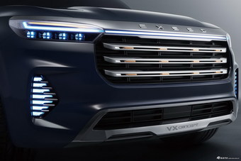 2020款星途VX 概念车