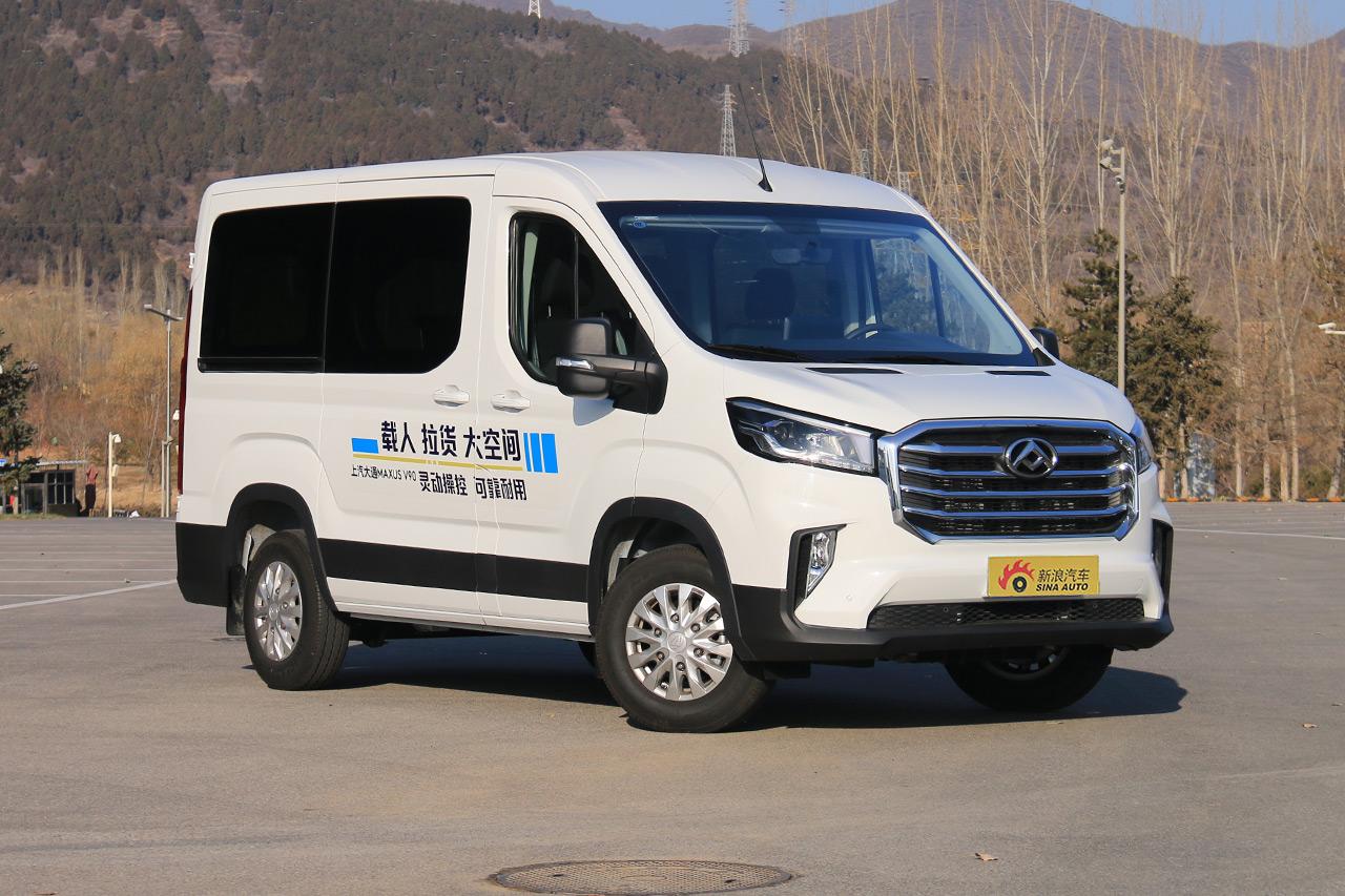 2020款上汽MAXUS V90  AMT运杰版中顶6座