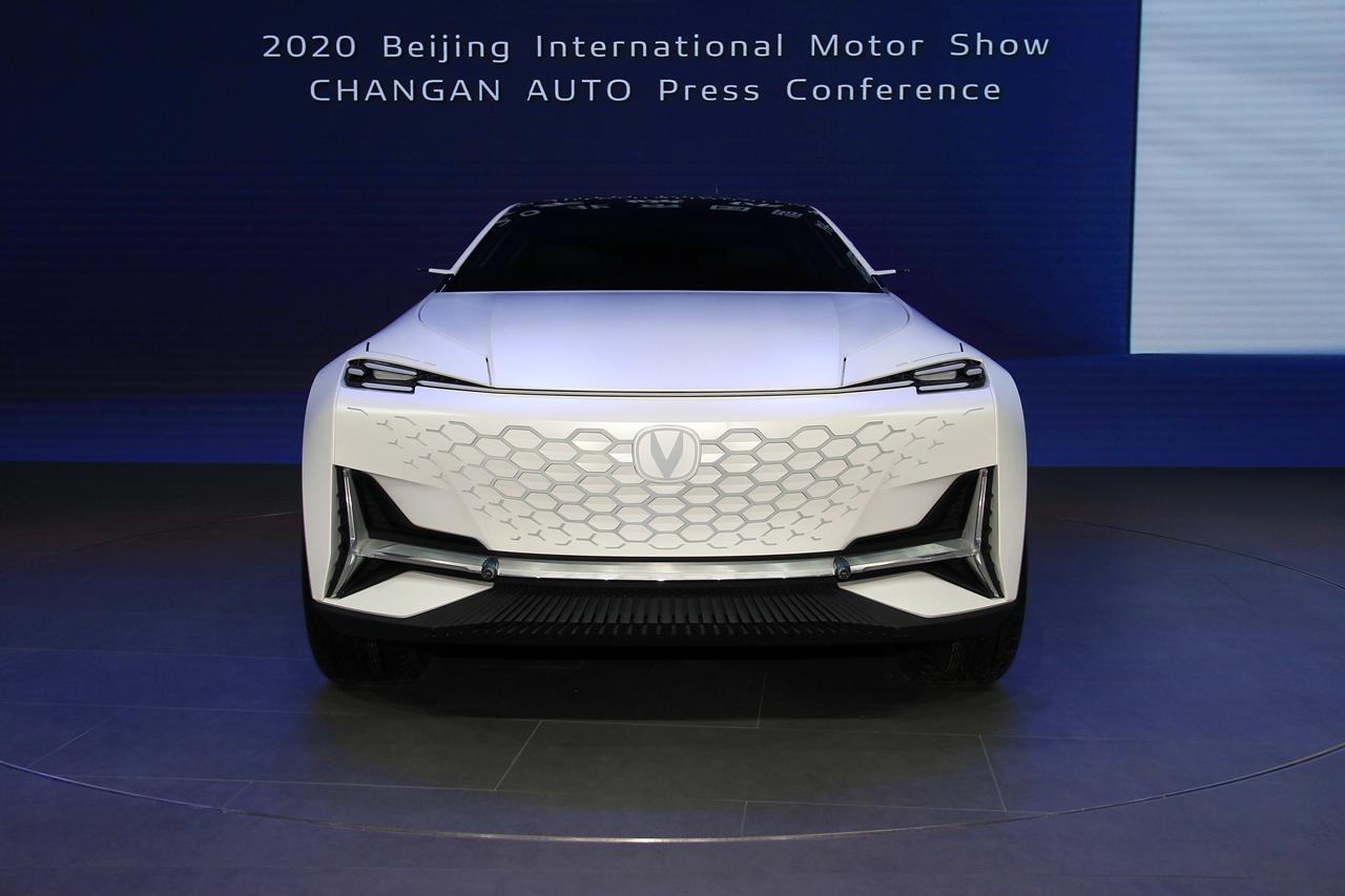 2020北京车展实拍:Vision-V