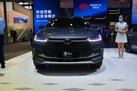 2020北京车展实拍:比亚迪唐EV