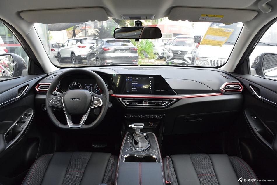 2021款长安欧尚X5 1.6L CVT舒享型
