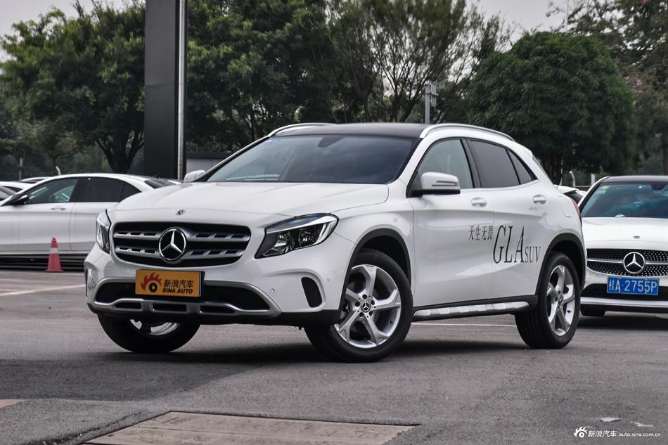2019款奔驰GLA级 GLA200 1.6T 自动动感型