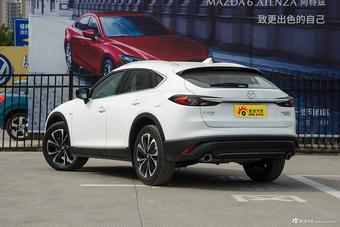 2020款马自达CX-4 2.5L自动四驱蓝天无畏版