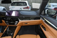 2021款宝马6系GT 630i M运动套装