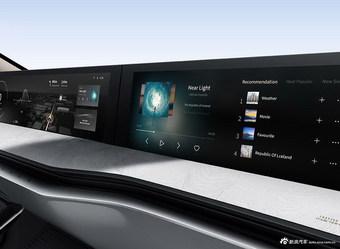 2021款智能纯电轿车 官图
