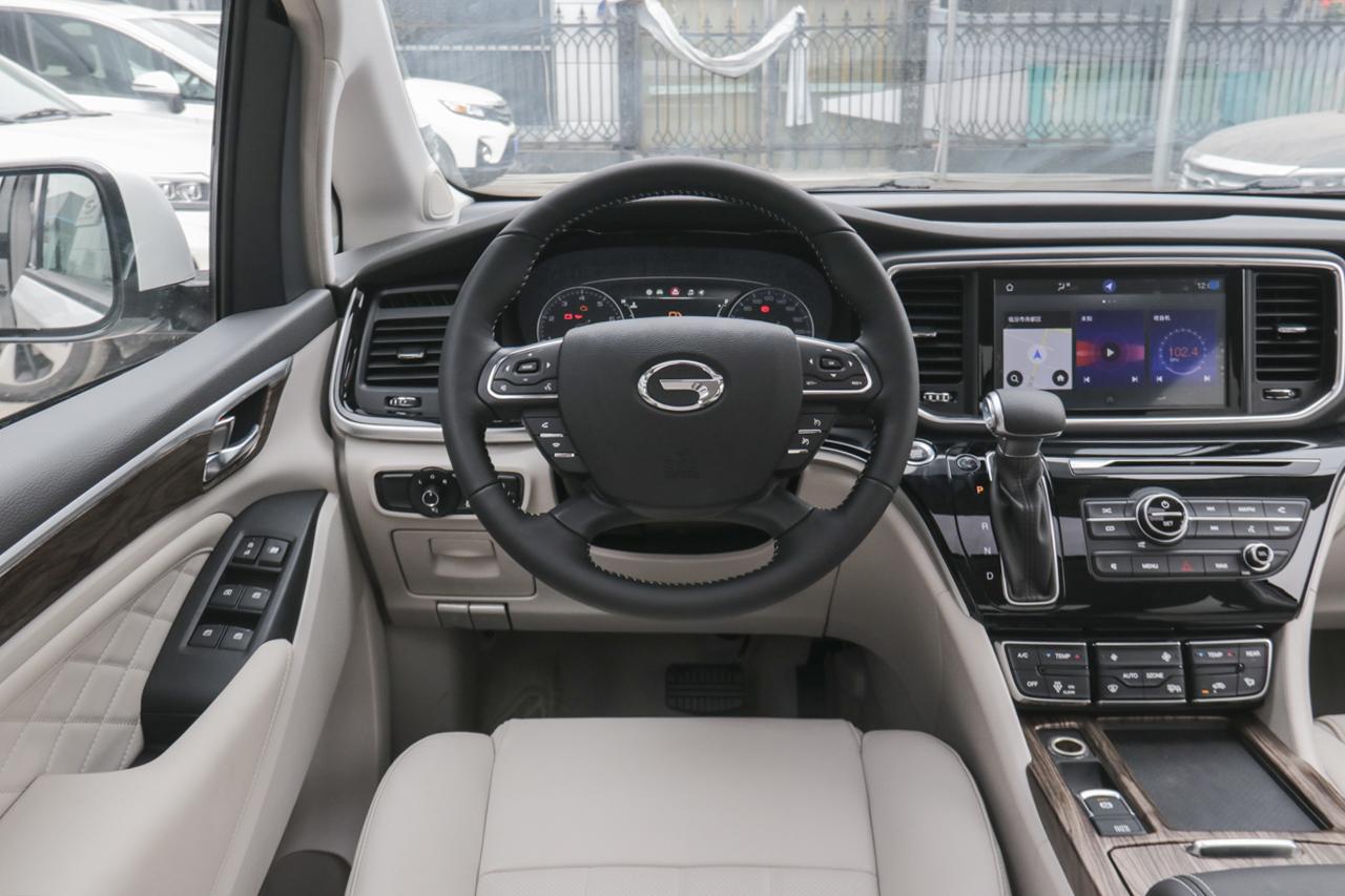 2020款传祺GM8 2.0T自动390T尊贵版