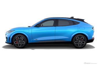 2021款Mustang Mach-E官图