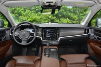 2020款沃尔沃V90 T5 AWD智尊版